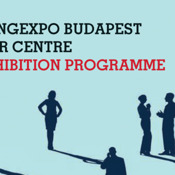 Hungexpo Exhibition Programme 2017 newscover