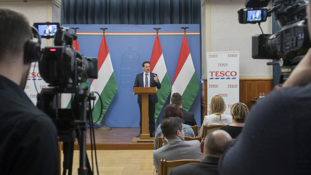 Tesco Ουγγαρία