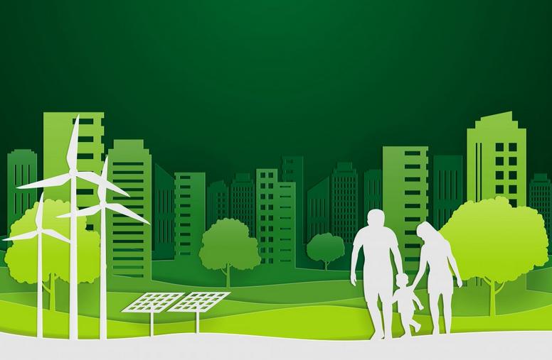 Ουγγαρία πράσινη πόλη