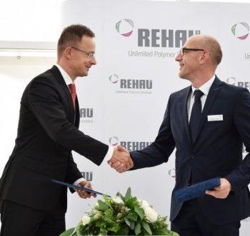 Ουγγαρία REHAU